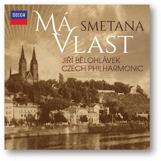 Smetana: Ma Vlast - Czech Philharmonic - DECCA