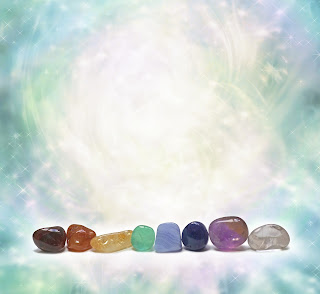 chakra healing crystals