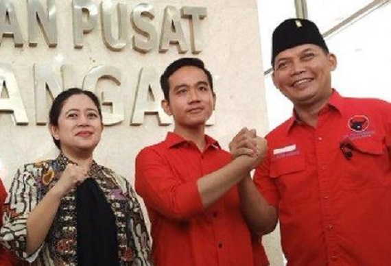 President's son joins Pilkada, Gibran: Just pray that everything will go smoothly