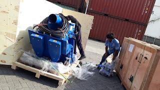 Cara Export Mesin Bekas Serta Prosedur Ekspor Barang