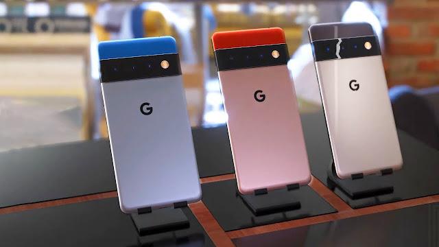جوجل بيكسل 6