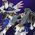 P-Bandai: MG 1/100 Gundam F90 Mission Pack R and V - Release Info