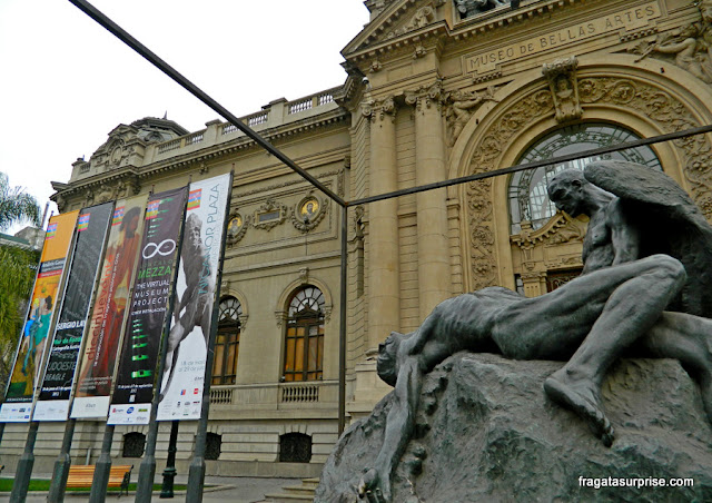 Museu de Belas Artes, Santiago do Chile