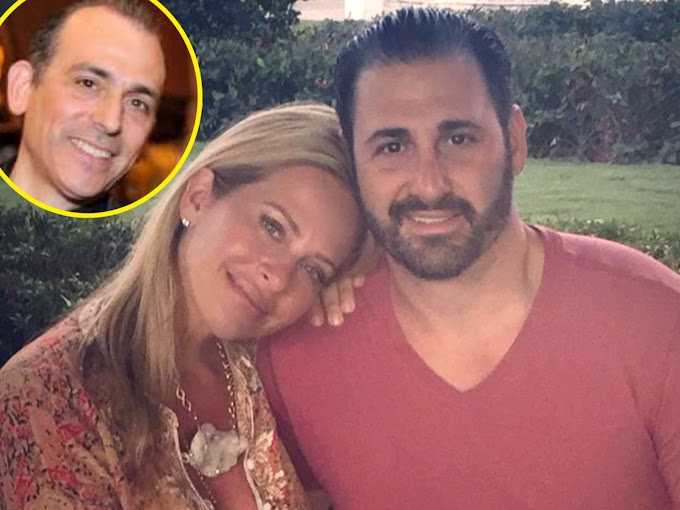 Dina Manzo's Ex-Husband Thomas Manzo Allegedly Hired A Mobster To Assault Her Then-Boyfriend David Cantin In 2015; Thomas Could Face Up To 20 Years In Prison If Found Guilty!