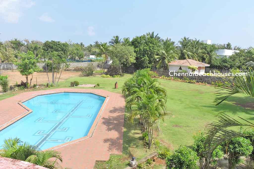 chennai beach houses for rent