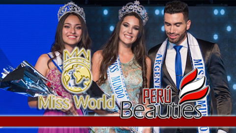 Miss World Argentina 2018