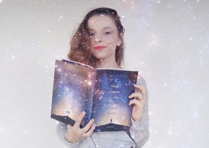 Leitura Coletiva: A Longa Viagem a Um Pequeno Planeta Hostil