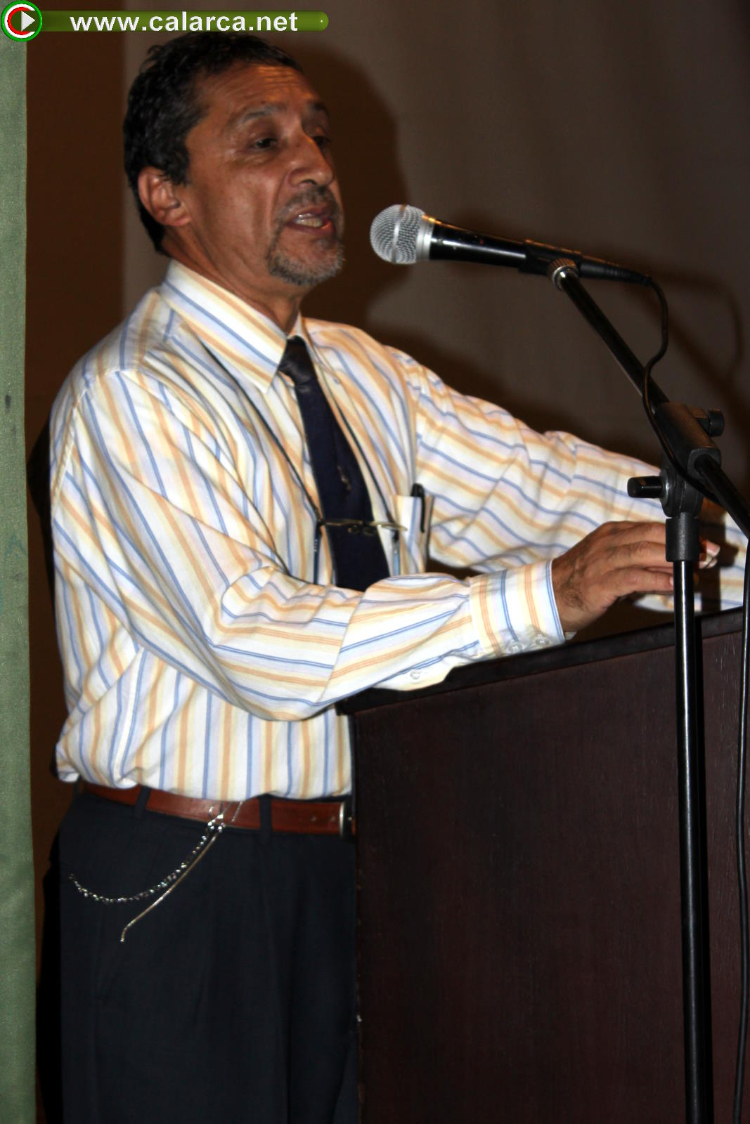 Marco Antonio Fernández - Director Palosanto