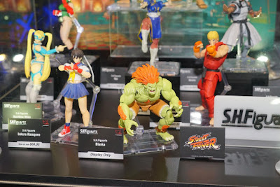 Tamashii Nations S.H.Figuarts Street Fighter