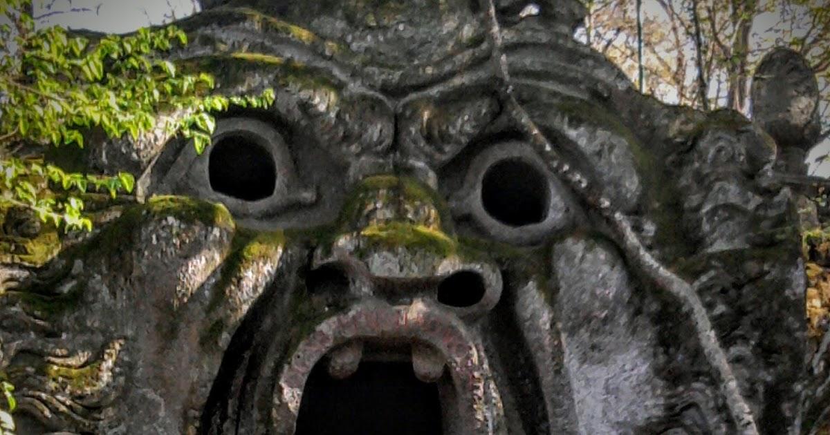 Visitare il Parco dei Mostri