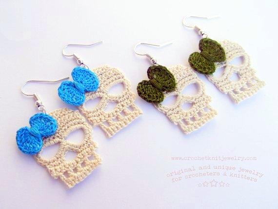 Bead crochet - Wikipedia | 428x570