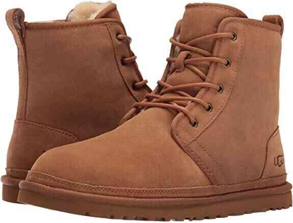 UGG Men's Boots Harkley Leather Chukka Boot