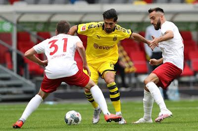 Video Dusseldorf 0-1 Dortmund: Người hùng Haaland, vỡ òa giây cuối