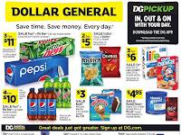 Dollar General Ad May 9 - 15, 2021 and 5/16/21