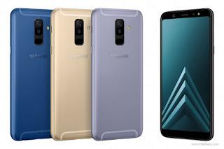 Samsung Rilis Galaxy A6 dan A6 Plus dengan Infinity Display dan Android Oreo
