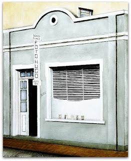 Estúdio Hugo Pretti - Casa de Cultura, Encantado (RS)