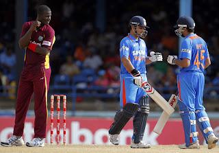 IND vs WI -1st ODI -6th Jun :HIGHLIGHTS