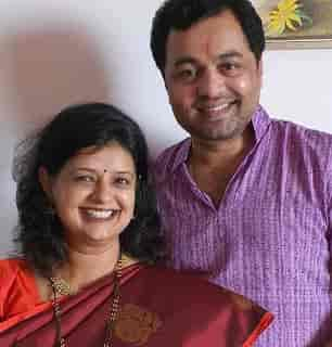Subodh Bhave Wife