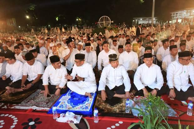 Rayakan HUT ke 349, Sulsel Gelar Zikir dan Doa Bersama untuk Sulteng