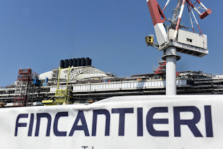 Fincantieri finalizza la nuova generazione di thrusters