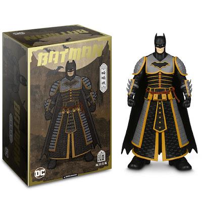 San Diego Comic-Con 2019 Exclusive DC Comics x Imperial Court Batman & The Flash Vinyl Figures by Pop Life Global