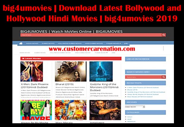 big4umovies | Download Latest Bollywood and Hollywood Hindi Movies | big4umovies 2019