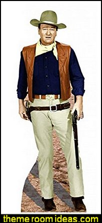 "John Wayne ""Rifle at Side"" - Advanced Graphics Life Size Cardboard Standup"