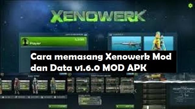 Cara Hack XenoWerk