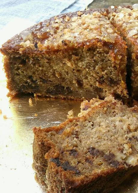 cake-de-platano, banana-cake