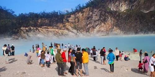 Misteri Danau Kawah Putih Gunung Patuha Ciwidey