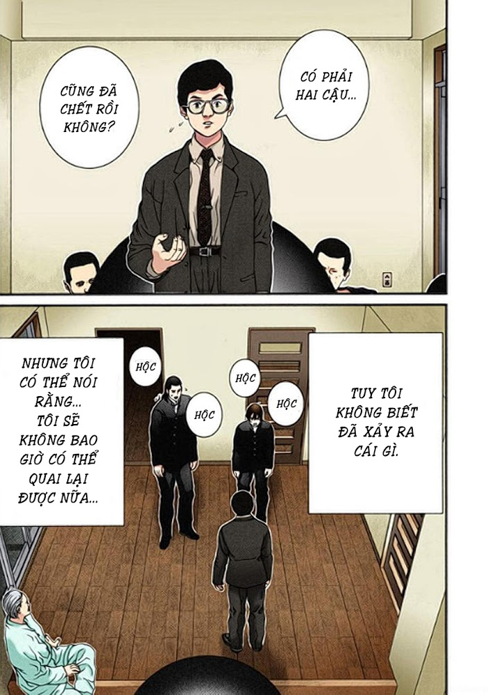 Gantz Chap 01: Tai nạn trang 41