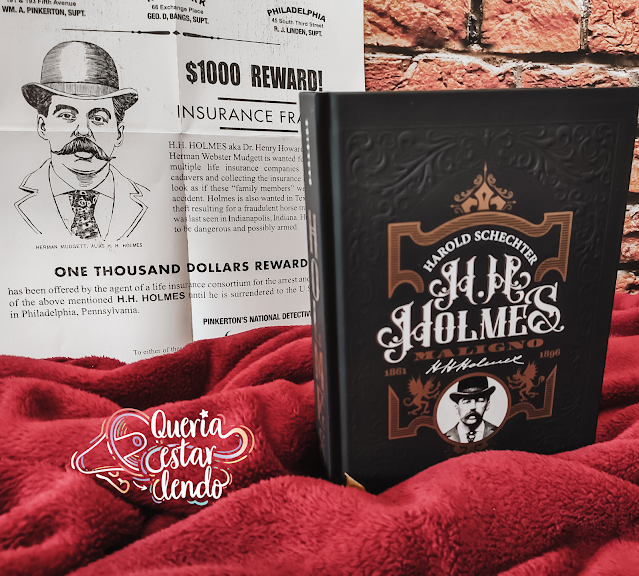 Resenha: H. H. Holmes - Maligno