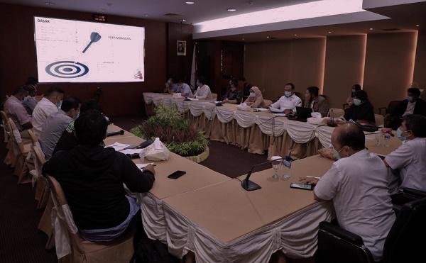 BP Batam Sosialisasikan Perubahan Tarif Layanan Pengelolaan KPLI–B3