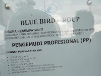 Lowongan Kerja Pengemudi Profesional ( DRIVER )