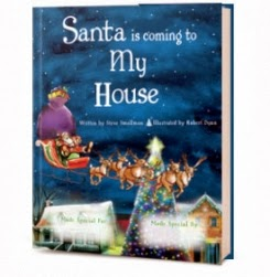 Santa is Coming to My House cover