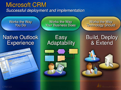 Microsoft Dynamics CRM 3.0 Implementation For Large Corporation - Overview