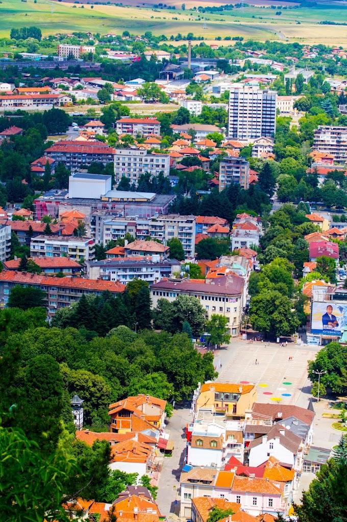 Град Кюстендил - овощната градина на България