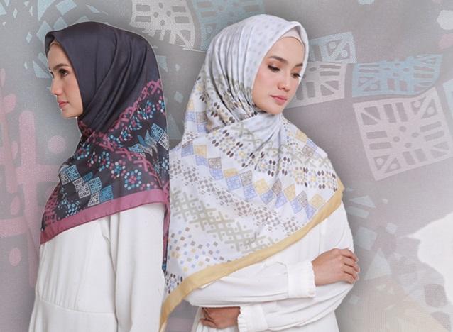 Jenis-Jenis Hijab Printing Terbaru