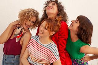 Elísabet Benavent, contará con Diana Gómez, Silma López, Paula Malia y Teresa Riott en Valeria