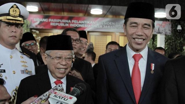 Pakar: Pemerintahan Jokowi-Maruf Amin akan Lebih Berat