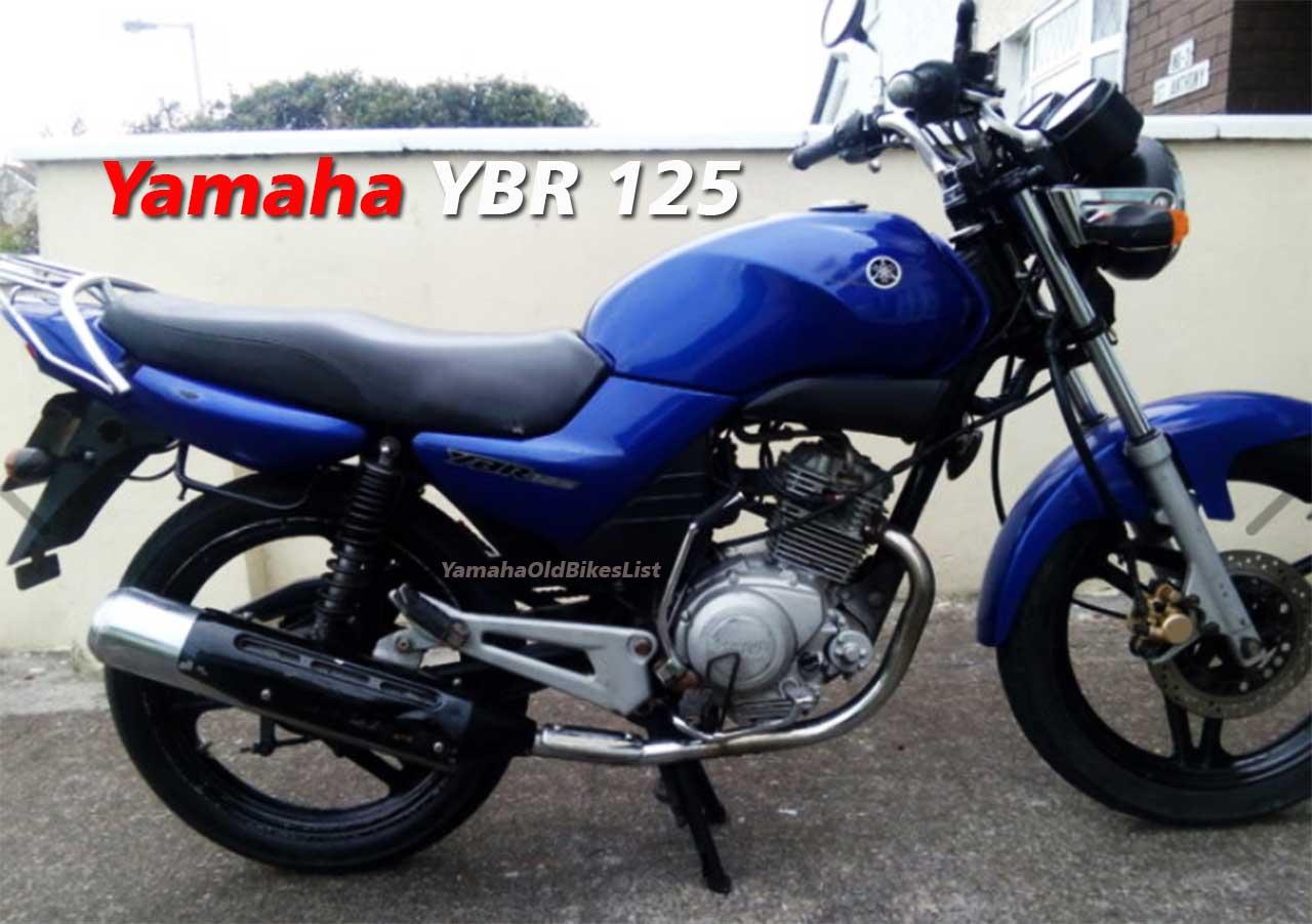 2005 Yamaha YBR 125 - Moto.ZombDrive.COM
