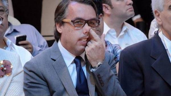 El día que Azcarraga se va de Televisa se desploma la empresa y la acusan de corrupción