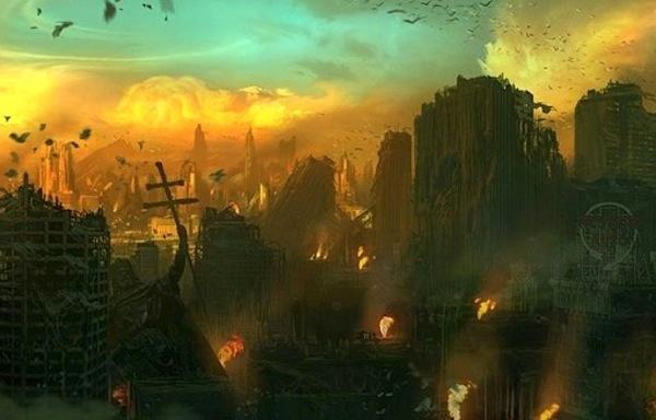 Φτάνει το τέλος του κόσμου!