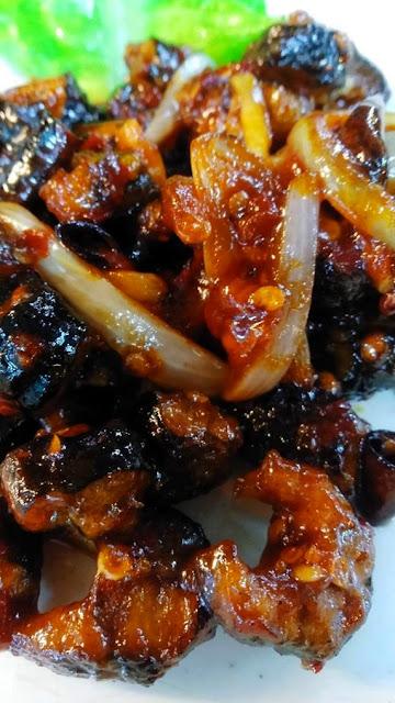 Masakan Panas Food Delivery Belut Goreng Berlada #codchef