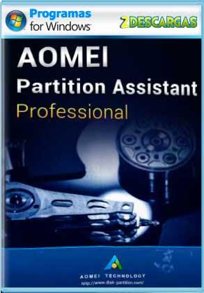 AOMEI Partition Assistant + WinPE (2021) Full Español [Mega]