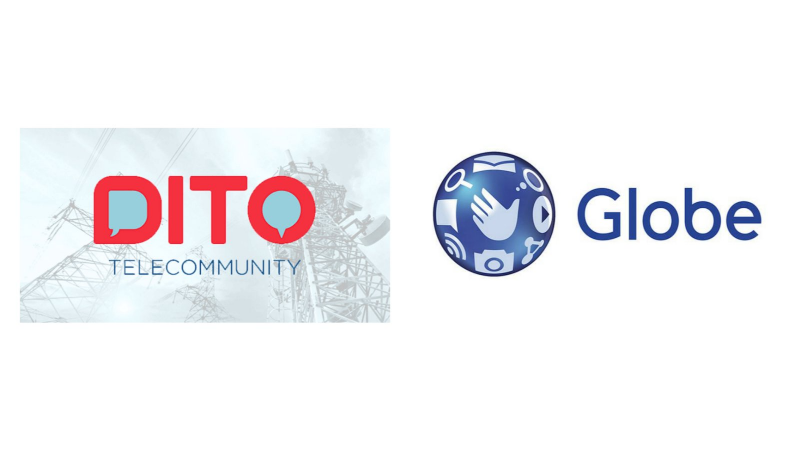 DITO, Globe complete interconnection of networks: Subscribers can now make calls, send SMS
