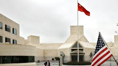 رأي صيني من واشنطن.. تسييس موضوع منشأ كورونا يشبه أكاذيب امتلاك العراق أسلحة الدمار الشامل