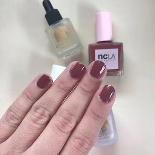 fall-autumn nails-manicure