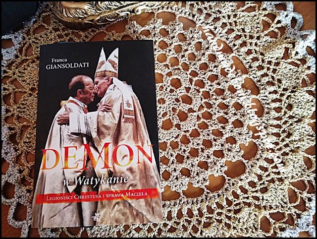 """""""Demon w Watykanie"""" – Franca Giansoldati – recenzja"""