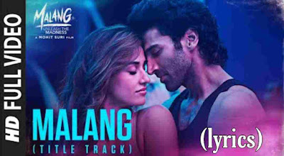 malang lyrics - Lyrics Web